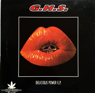 "G.H.S - Delicious Power EP (12"") (EX+/G+)"